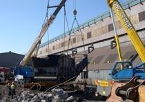 Демонтаж конструкций из металла в Улан-Удэ