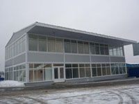 Построить торговые павильоны г.Улан-Удэ